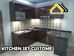 HARGA KITCHEN SET CUSTOME DAPUR